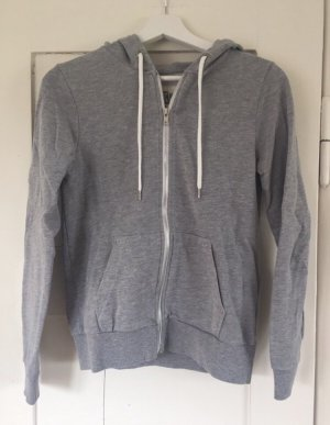 Clockhouse Veste sweat gris
