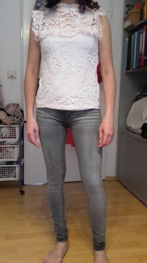 graue Tally Weijl push up jeans