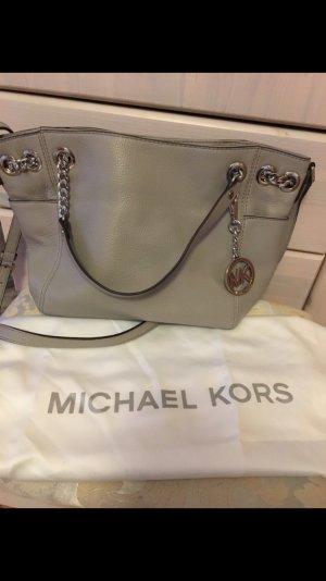 graue Tasche von Michael Kors