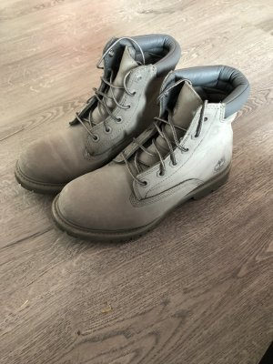 Timberland Snow Boots silver-colored