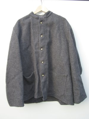 Vintage Bomberjack grijs-donkergrijs