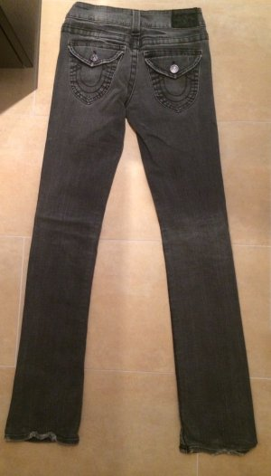 Graue True Religion Jeans
