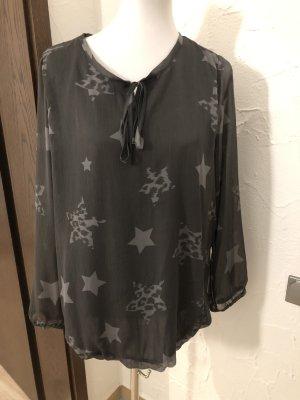 Gina Benotti Tunique-blouse gris-gris foncé