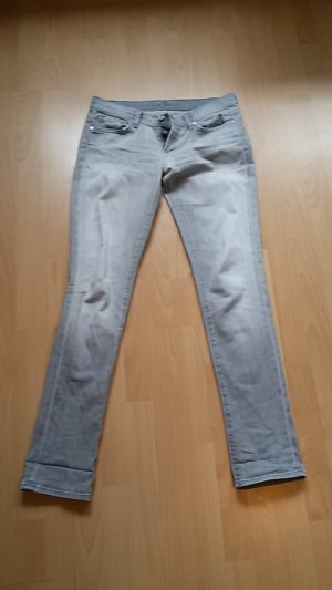 Graue used 7 for all mankind Jeans