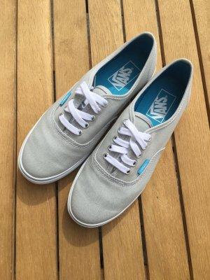 graue VANS Authentic Sneakers  / Größe 38