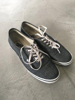 Graue Vans // Skaterschuhe