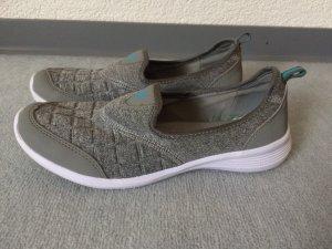 graue Venice Sneakers - wenig getragen - Gr. 38