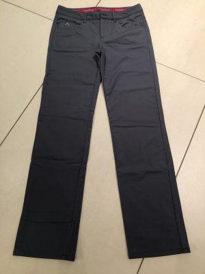 Alberto Pantalon thermique gris
