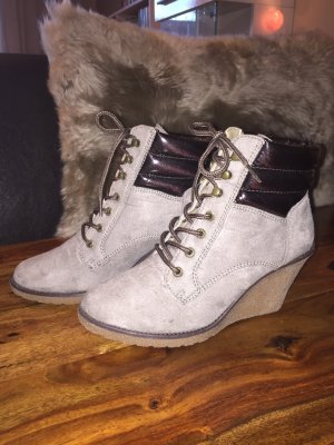 Graue Winter-Wedges von Buffalo