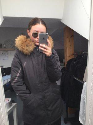 Veste d'hiver gris