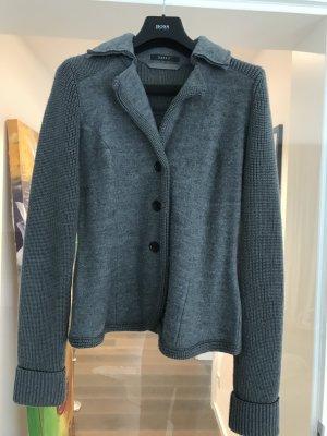 Esprit Veste en laine gris laine