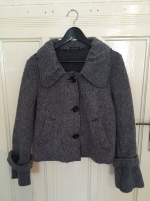 Graue Wolljacke von James Lakeland