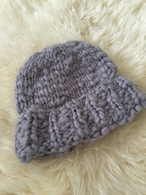 H&M Knitted Hat grey