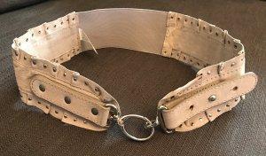 Accessorize Cinturón pélvico gris claro-color plata