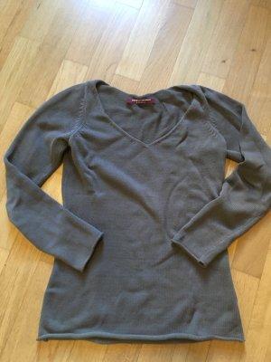 Comptoir des Cotonniers Wool Sweater grey