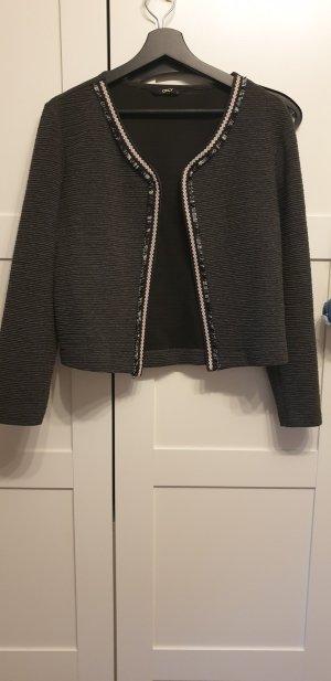 Only Jersey Blazer dark grey