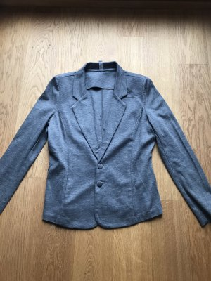 Soyaconcept Sweat Blazer silver-colored-anthracite