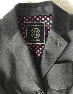 Blonde No. 8 Blazer grey-pink