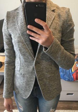 Esprit Smokingblazer zilver-grijs
