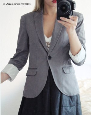 Grauer business Blazer 34/XS