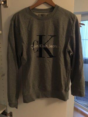 Calvin Klein Sweatshirt gris