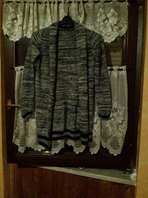 grauer Cardigan Größe 38