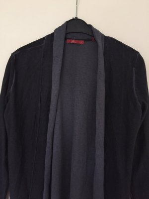 Grauer Cardigan von edc Größe M