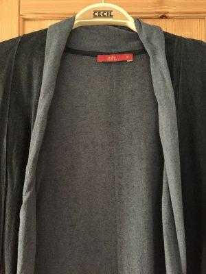 Grauer Cardigan von edc in Größe M