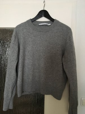 & other stories Sudadera de cachemir gris claro-gris