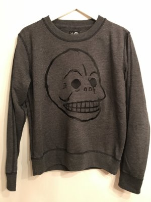 Grauer Cheap Monday Pullover
