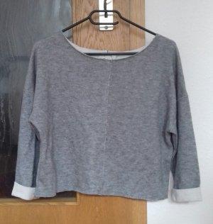 Amisu Jersey gris claro-gris