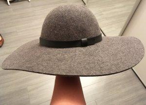 Grauer Damenhut | Gr. S (52)