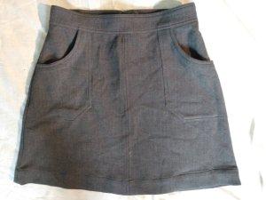 Monki High Waist Skirt multicolored