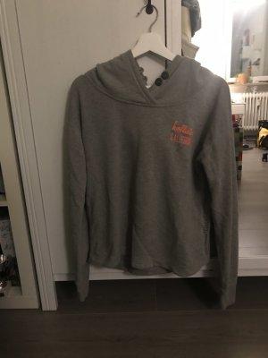 Hollister Jersey con capucha gris