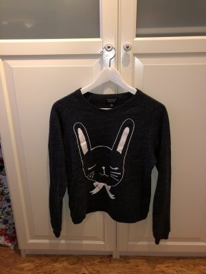 Topshop Crewneck Sweater anthracite