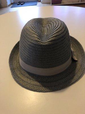 Tom Tailor Denim Cappello di paglia grigio-grigio chiaro