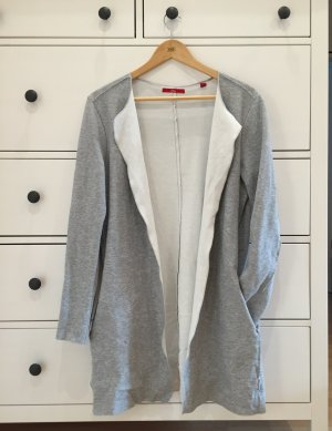 Grauer Jersey Cardigan S.Oliver