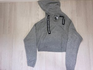 H&M Divided Pull à capuche gris