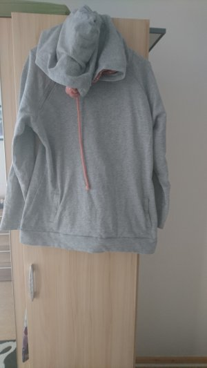 Colloseum Hooded Sweater light grey-pink