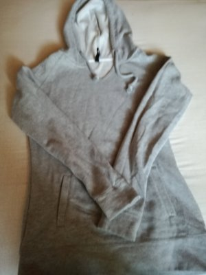 Colours of the World Jersey con capucha gris claro tejido mezclado