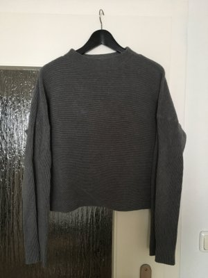 & other stories Wool Sweater grey
