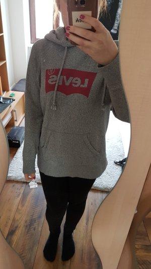 grauer Levi's Pullover