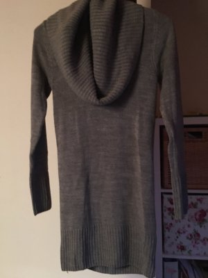 H&M Long Sweater dark grey