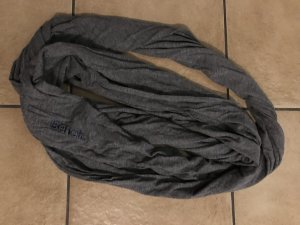 Tube Scarf grey-dark grey