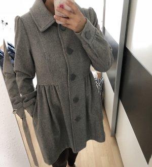 H&M Cappotto mezza stagione grigio