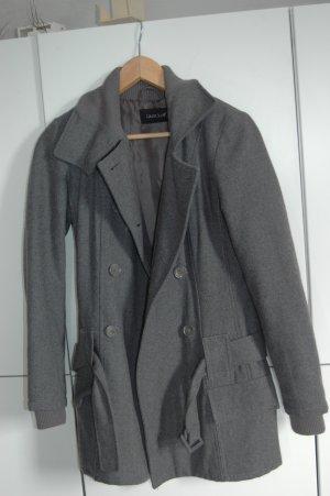 Grauer Mantel von LauraScott XS