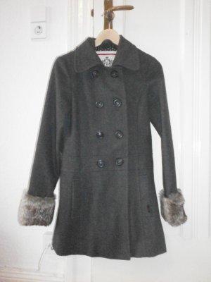 grauer Mantel von LTB, XS
