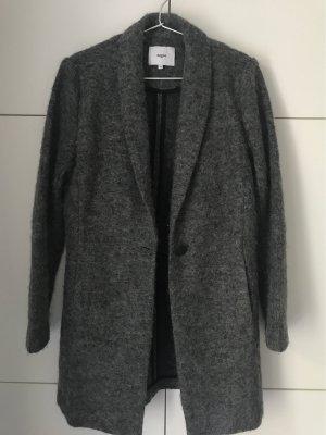 Suncoo Abrigo corto gris oscuro-gris