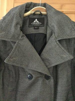 Grauer Mantel von Vaude in Größe L/42