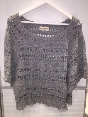 Hollister Fine Knitted Cardigan grey